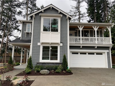 Bothell Single Family Home For Sale: 28 232nd Place SE