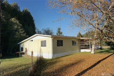 Single Family Home For Sale: 2262 Lost Mountain Rd