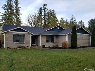 Rainier Single Family Home For Sale: 15626 Vail Cut Off Rd SE
