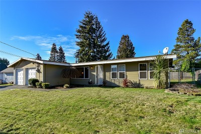 SeaTac Single Family Home For Sale: 4020 S 168th St