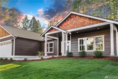 Hansville Single Family Home For Sale: 38638 Benchmark Ave NE