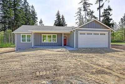 Camano Island Single Family Home For Sale: 2159 Parker Rd