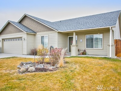 Ephrata Single Family Home For Sale: 314 SE J St