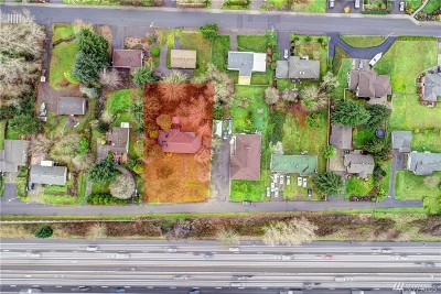 Renton Residential Lots & Land For Sale: 2216 High Ave NE