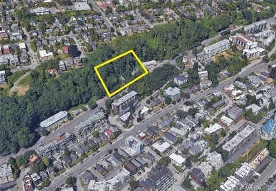 Seattle Commercial For Sale: 2121 Aurora Ave N