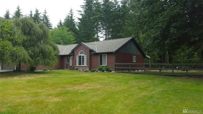 Graham WA Single Family Home For Sale: $389,950