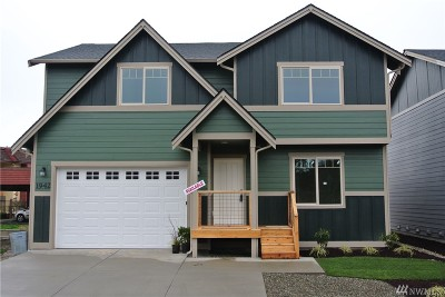 Bremerton Single Family Home For Sale: 1942 Hardway Lane