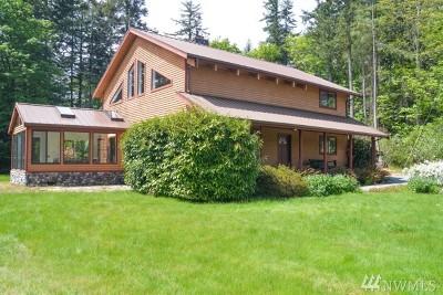 Camano Island Single Family Home For Sale: 756 Glenacre Lane