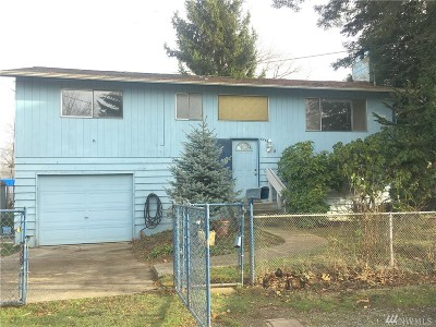 Seattle Single Family Home For Sale: 6756 13th Ave SW