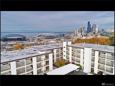 Seattle Condo/Townhouse For Sale: 1111 S Atlantic #303