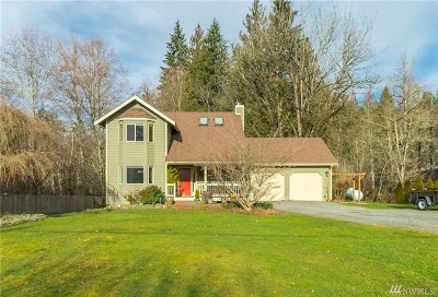 Issaquah Single Family Home For Sale: 25714 SE 164th St