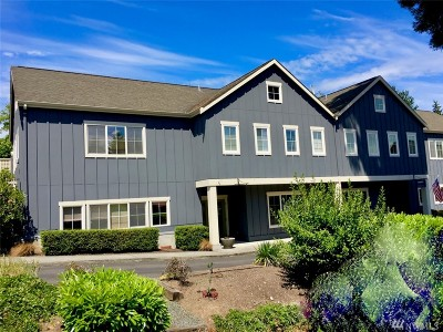 Bainbridge Island Condo/Townhouse For Sale: 299 Madison Ave N #E