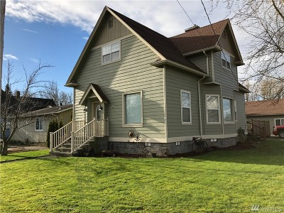 Everson, Nooksack Single Family Home For Sale: 302 S Washington