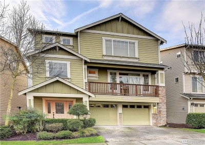 Bothell Condo/Townhouse For Sale: 17904 20th Ave SE #43