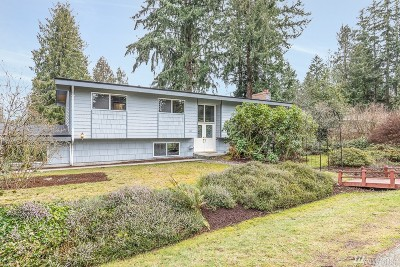 Everett Single Family Home For Sale: 12221 13th Dr SE