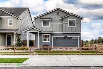 Lacey Single Family Home For Sale: 2829 Mahogany St NE #216