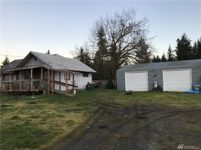 Yelm Single Family Home For Sale: 14722 NW Lawerence Lake Rd SE