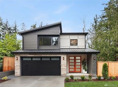 Mercer Island Single Family Home For Sale: 4865 90th Ave SE