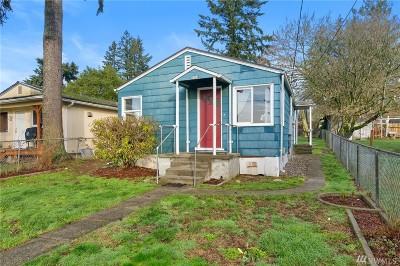 Bremerton Single Family Home For Sale: 2524 Barnett St
