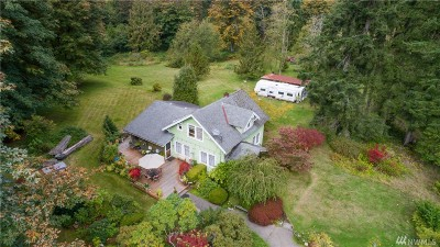 Snohomish Single Family Home For Sale: 16825 Three Lakes Rd