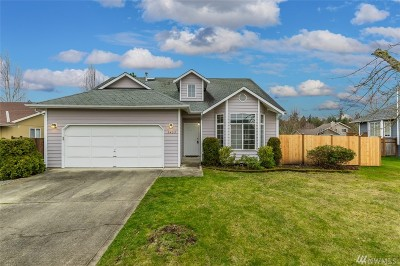 Puyallup Single Family Home For Sale: 2402 19th St Pl SE