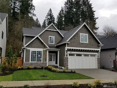 Issaquah Single Family Home For Sale: 541 SE Croston Lane