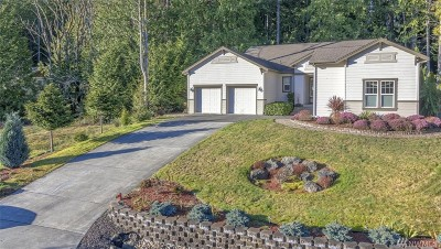 Port Ludlow WA Single Family Home For Sale: $485,000