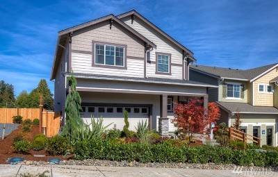 Lake Stevens Single Family Home For Sale: 10020 14th Place SE #39