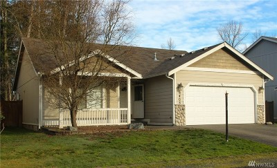 Pierce County Single Family Home For Sale: 6405 217th St E
