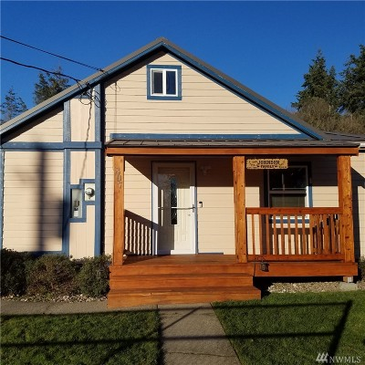 Tacoma Single Family Home For Sale: 807 107th St S