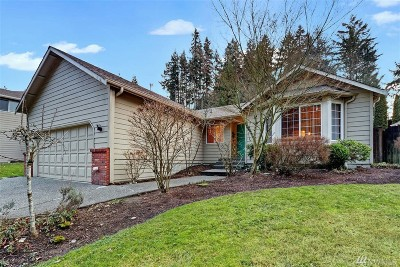 Bothell Single Family Home For Sale: 3310 201st Place SE