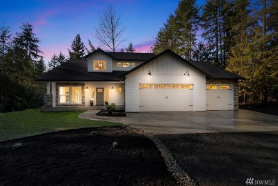 Gig Harbor Single Family Home For Sale: 15008 44th Ave NW