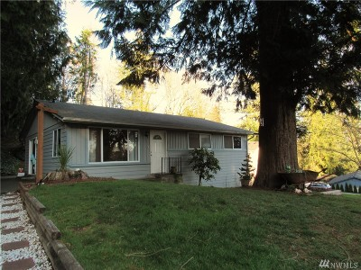 Snohomish Single Family Home For Sale: 8131 71st Place SE