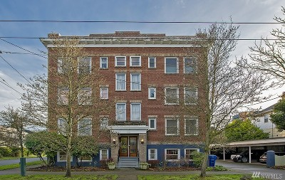 Seattle Condo/Townhouse For Sale: 756 Broadway Ave E #101