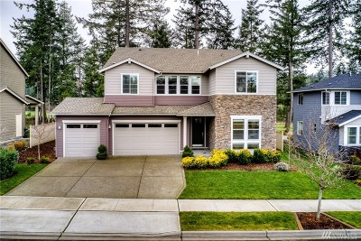 Lacey Single Family Home For Sale: 4409 Campus Drive NE