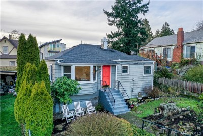 Seattle Single Family Home For Sale: 4453 34th Ave S
