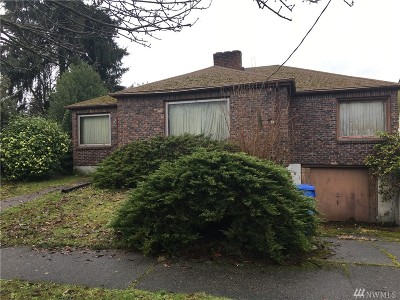 Pierce County Single Family Home For Sale: 920 S Ridgewood Ave