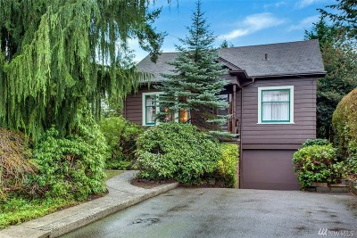 Seattle Single Family Home For Sale: 3221 NE 89th St