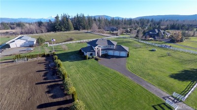 Bellingham WA Single Family Home For Sale: $689,000