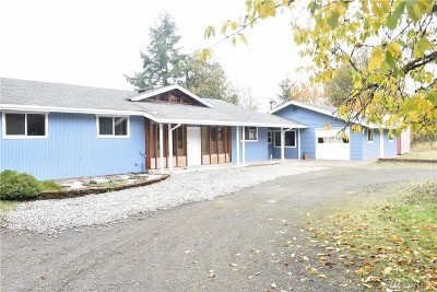 Olympia Single Family Home For Sale: 2905 Lilly Rd NE