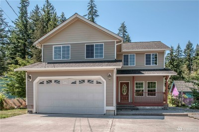Whatcom County Single Family Home For Sale: 8662 Golden Valley