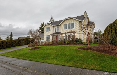 Bellingham Single Family Home For Sale: 802 W Pacificview Dr