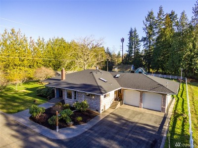 Woodinville Single Family Home For Sale: 14458 168th Ave NE