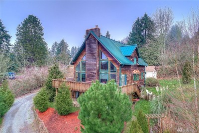 Gig Harbor Single Family Home For Sale: 5307 44th St NW