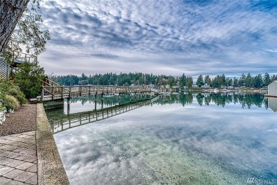 Gig Harbor Single Family Home For Sale: 3916 Horsehead Bay Dr NW