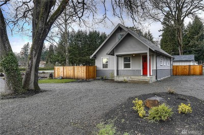 Pierce County Single Family Home For Sale: 4811 S 64th St