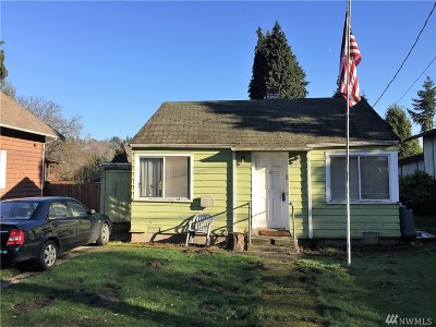 Tukwila Single Family Home For Sale: 12058 42nd Ave S