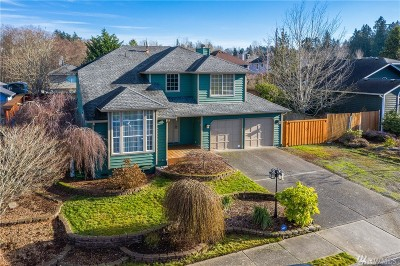 Marysville Single Family Home For Sale: 7111 70th Ave NE