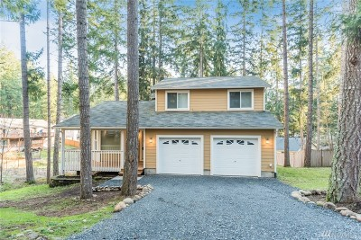 Yelm Single Family Home For Sale: 22527 Clearland Lane SE