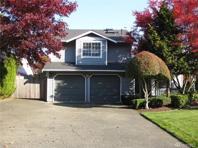 Pierce County Single Family Home For Sale: 24309 30th Av Ct E